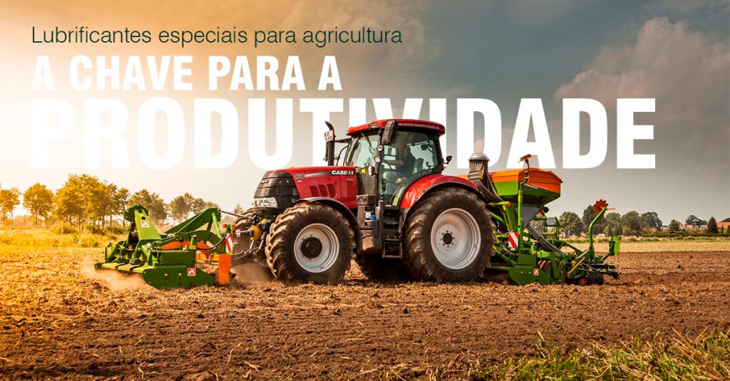 Lubrificantes especiais para agricultura: a chave para a produtividade